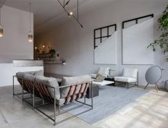 洛杉磯百年廠房改造成loft公寓