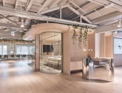 悉尼Havas通讯公司总部办公空间