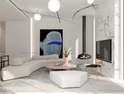 舍下:现代住宅空间365bet作品