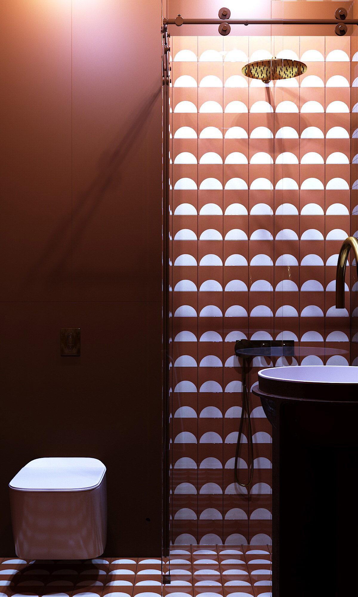 3个暖色调室内装修设计案例欣赏