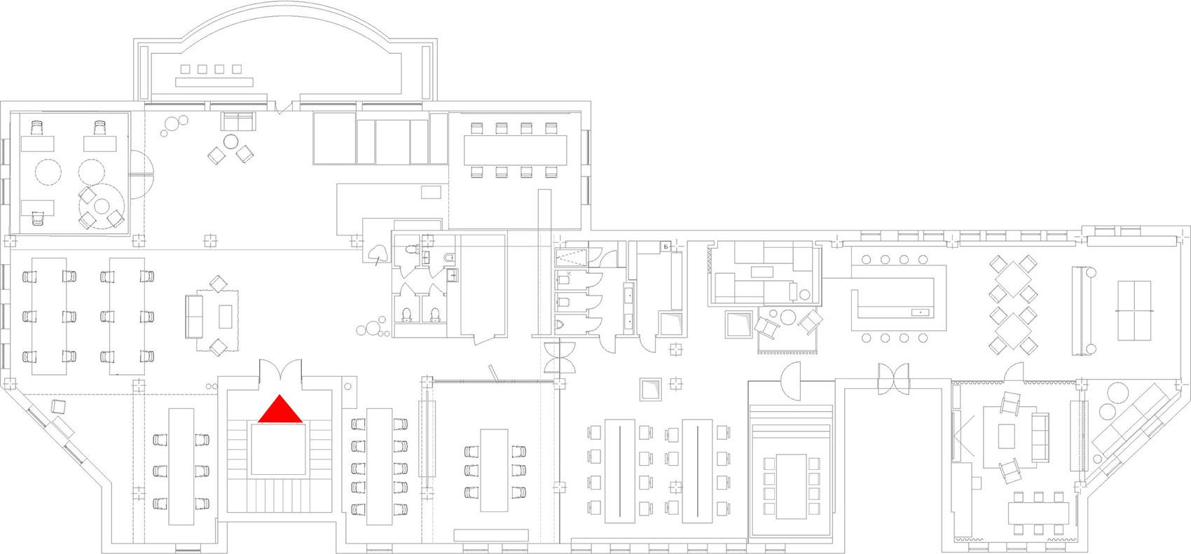 乌克兰Banda Agency工业风办公室设计