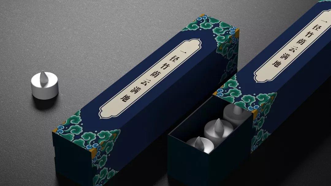 2019中秋月饼礼盒创意包装设计