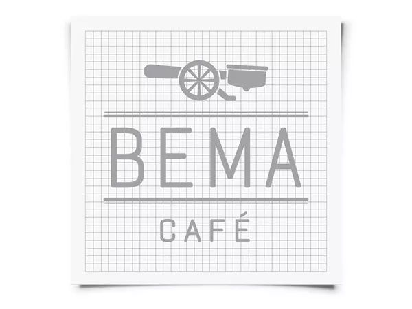 Bema Cafe咖啡馆品牌视觉设计