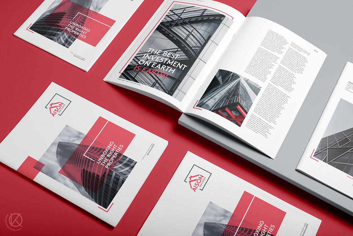 21款国外精美画册和模板设计
