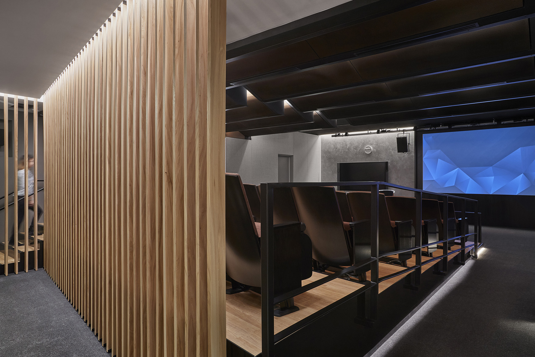 加州NetApp科技公司办公室设计