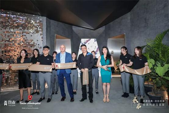 图森& Tonino Lamborghini Casa:跨国联姻背后的品牌逻辑