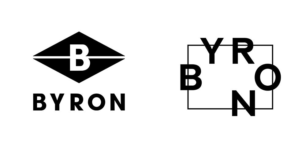 英国知名汉堡连锁品牌 Byron 启用新LOGO