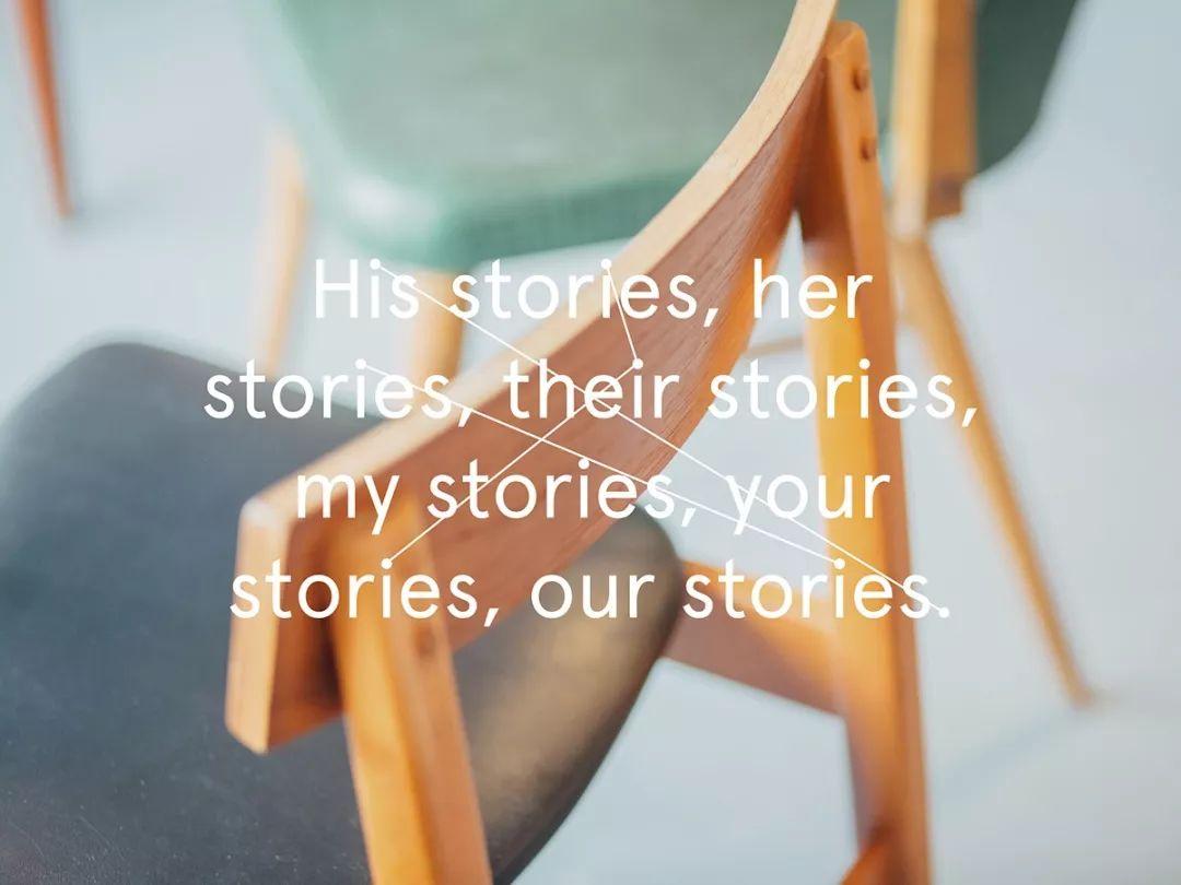 Stories咖啡馆品牌形象设计