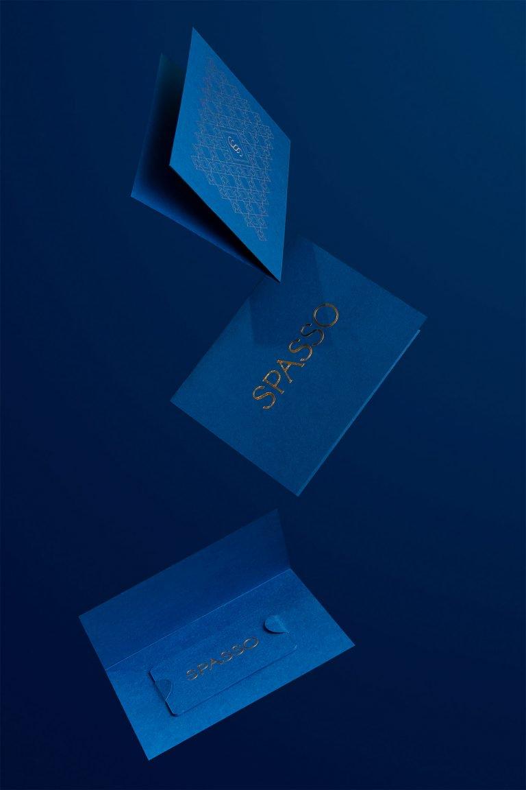Spasso餐厅品牌视觉设计
