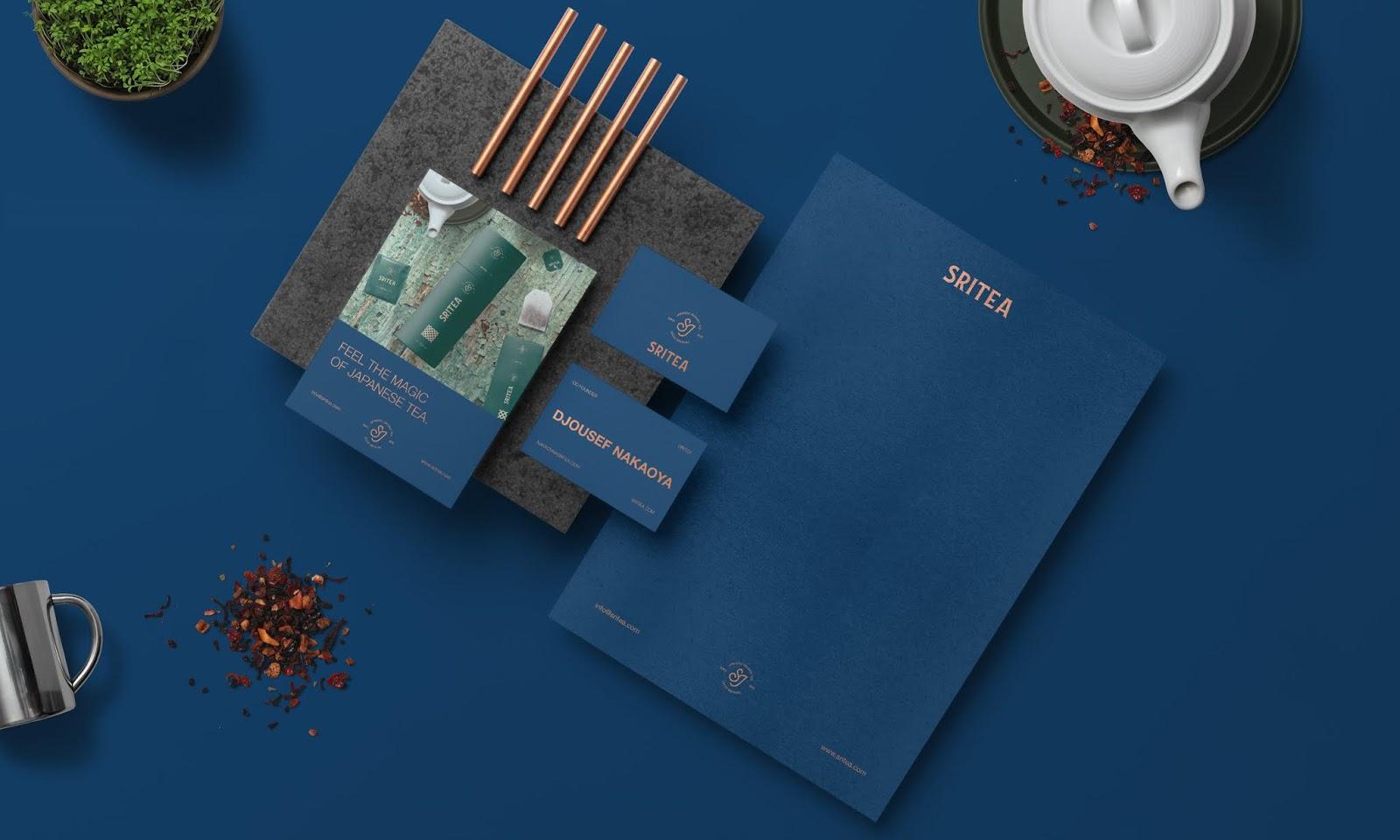 SriTea茶包装设计