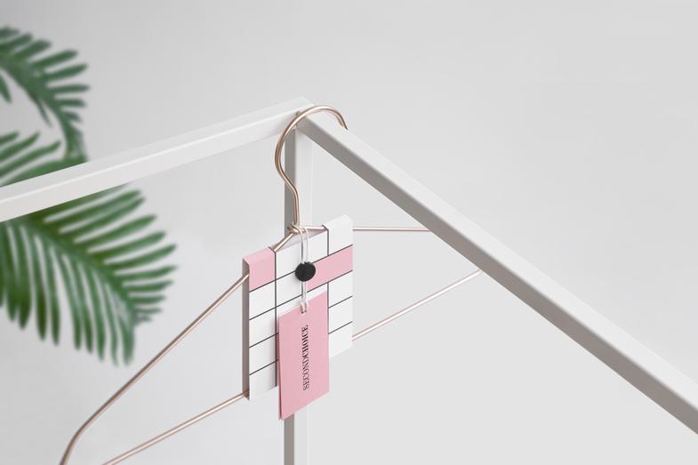 豪华二手时装店Second Choice品牌形象设计