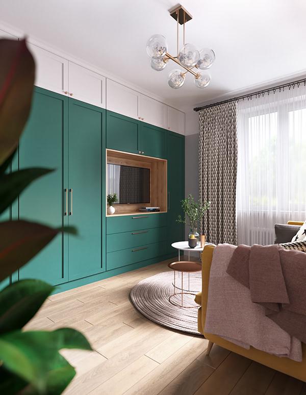 Vsevolojsk: 自然温馨的室内设计