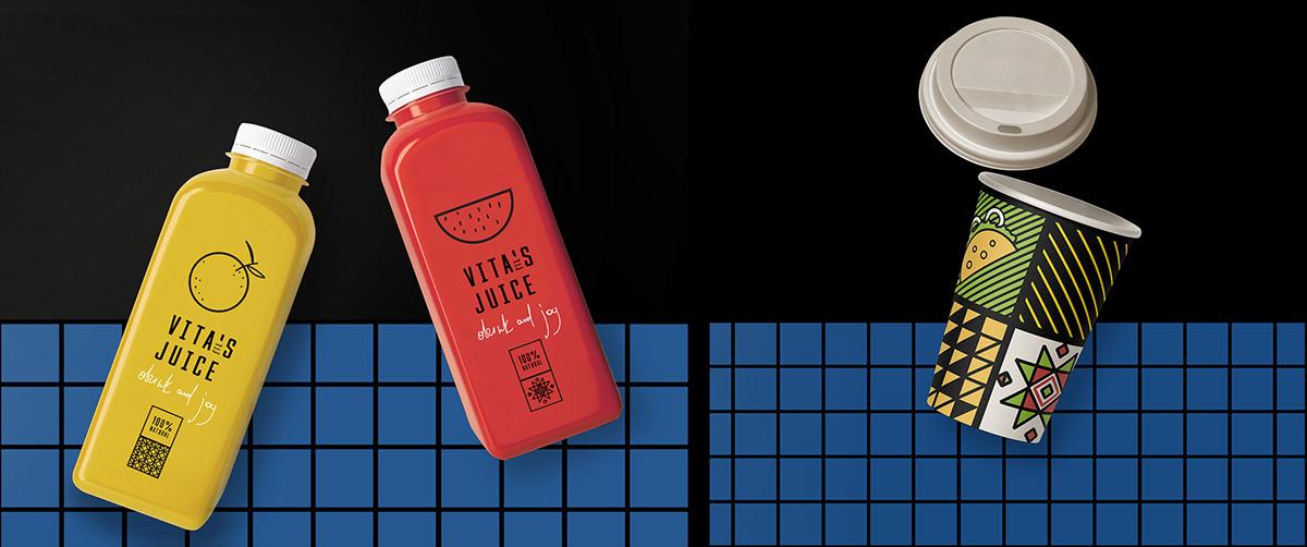 Vita's餐厅品牌视觉设计