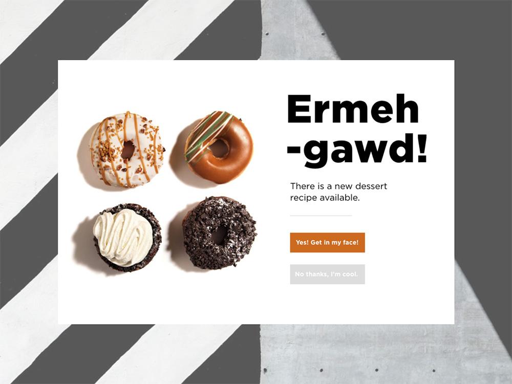诱人的甜品美食网页皇冠新2网欣赏