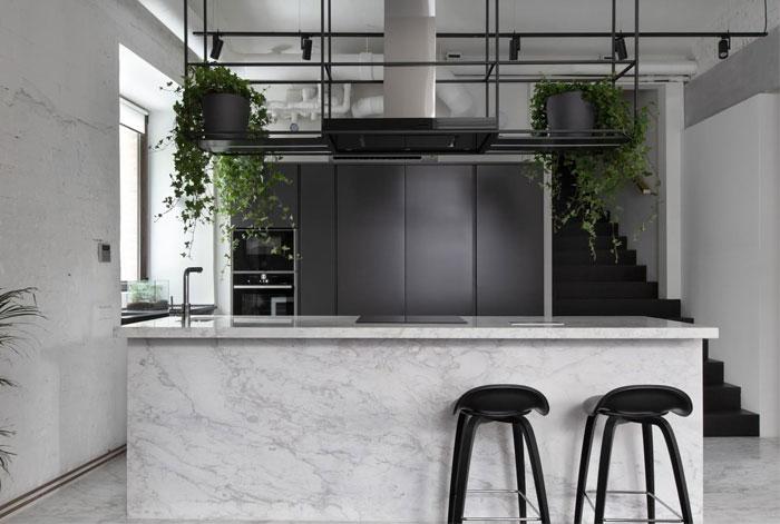 富有表现力的KDS 7复式住宅设计