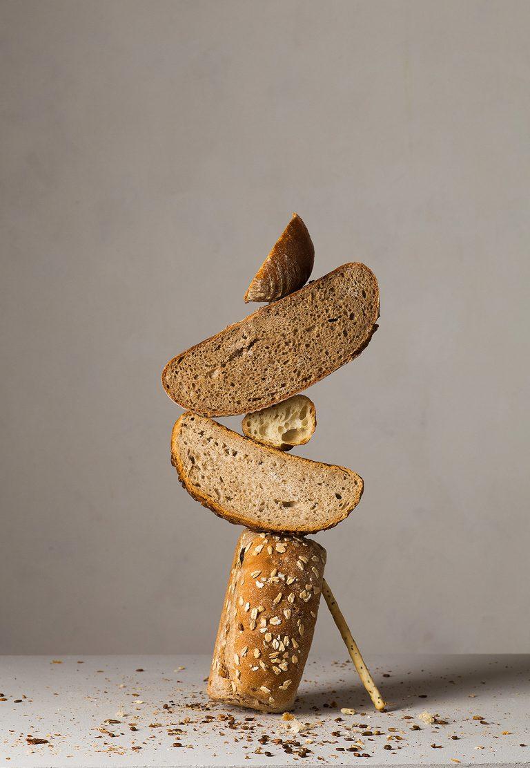 平衡的∑ 艺术:ChangKi Chung 食品静物∴摄影