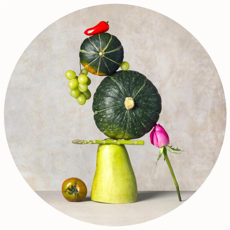 平衡的艺术:ChangKi Chung 食品静物摄影