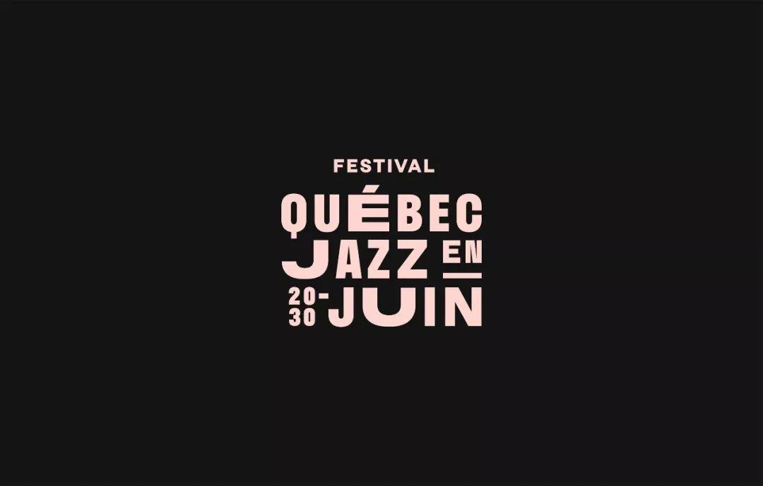 魁北克爵士音乐节视觉设计