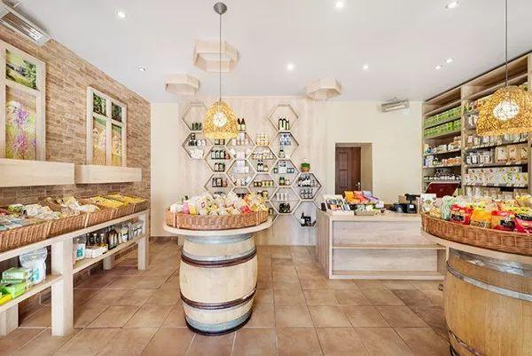 Naturobranie有机食品商店品牌识别设计