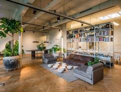 TANK設計機構阿姆斯特丹辦公室空間