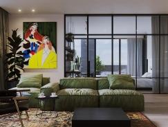 现代风格的创意家居装饰设计