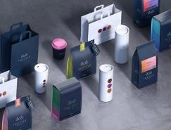 咖啡烘焙店Tricycle品牌和包装设计