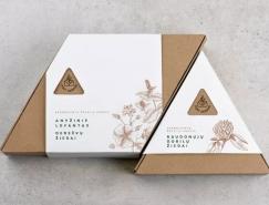 立陶宛药草品牌POST HERBUM自然环保的包装澳门金沙真人