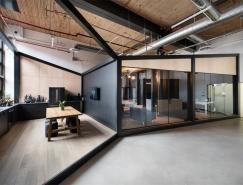 多伦多ARTJAIL办公室空间设计