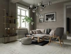 5个北欧风格装修设计欣赏
