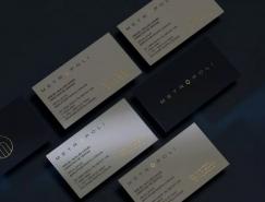 Metropoli保险公司品牌形象设计