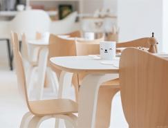 迪拜白熊儿童餐厅设计