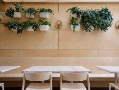 精致简约的Sara餐厅设计