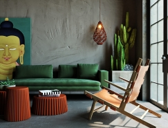 深色调的传统优雅:东南亚风格室内装修365bet