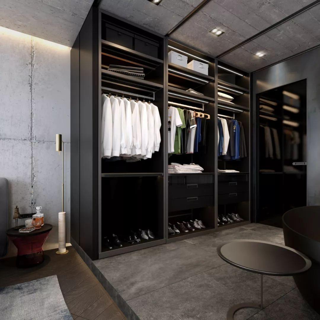冷酷高级黑:时尚质感公寓皇冠新2网