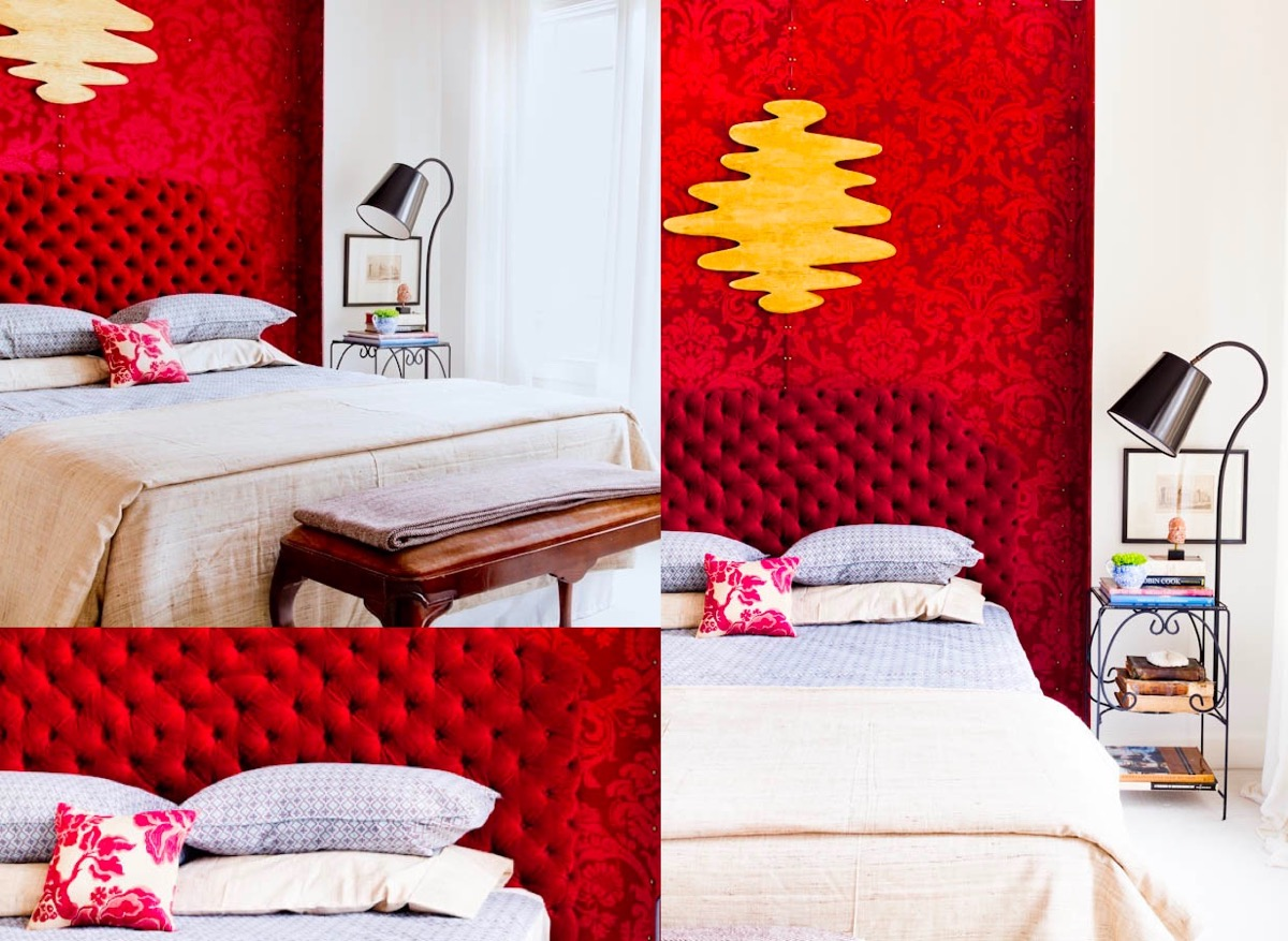 51个大胆、浪漫的红色卧室365bet官网