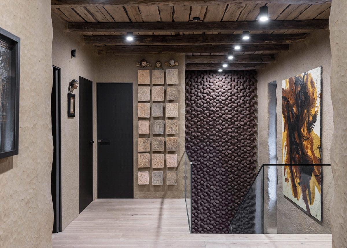 日式美学与乌克兰风格碰撞融合:基辅的独特住宅快3彩票官网