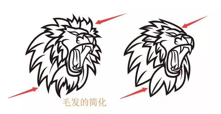 AI绘制街头风格狮子插画教程