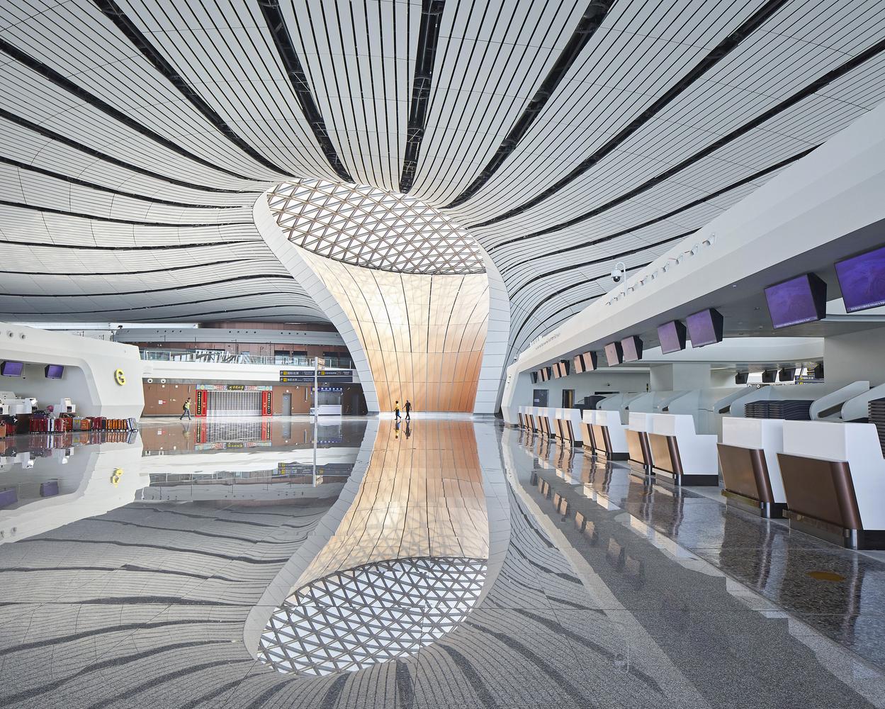 北京·大兴国际机场设计
