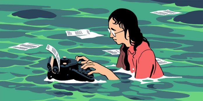法国插画家Bruno Mangyoku潮流插画作品