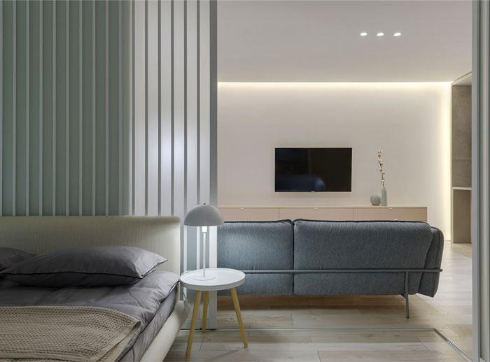 清新时尚的Foggy Cotton公寓皇冠新2网