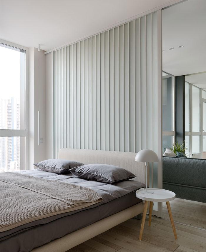 清新时尚的Foggy Cotton公寓设计