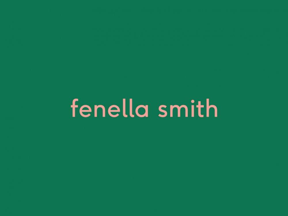 Fenella Smith家居品牌视觉识别皇冠新2网