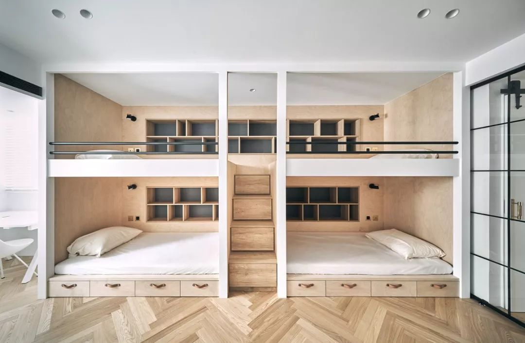 hygge北欧风舒适公寓设计