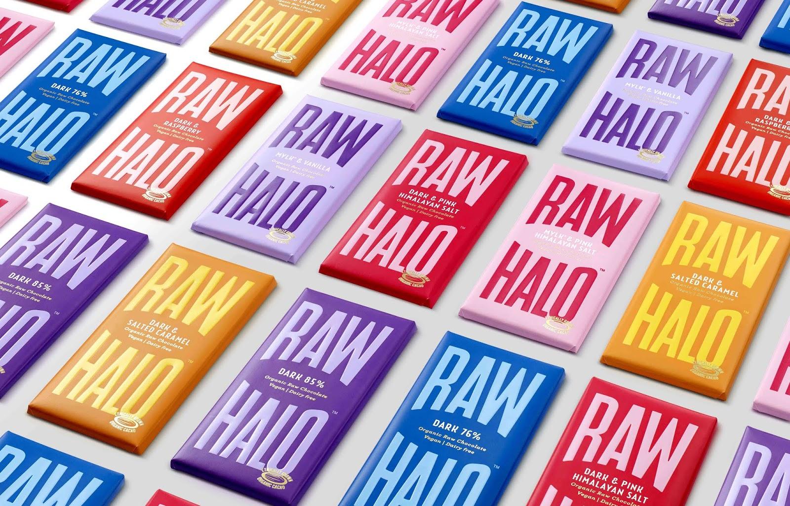 Raw Halo巧克力包装365bet官网