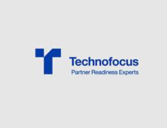Microsoft IT培训服务公司Technofocus品牌识别设计