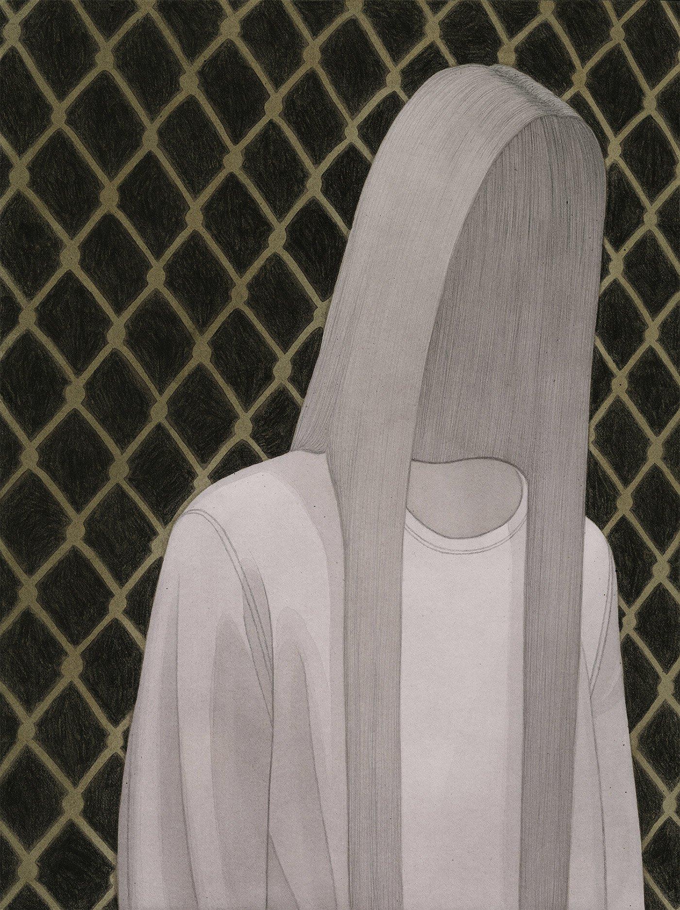 黑暗孤寂的氛�围:Leonardo Santamaria插№画作品欣赏