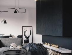 室内设计优秀作品集锦(8)
