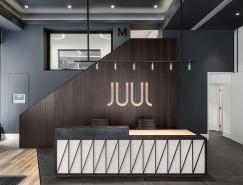 电子烟公司JUUL伦敦新总部设计