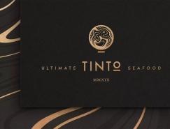 TINTO海鮮餐廳品牌形象設計