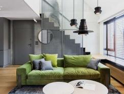 保加利亚M19复式公寓设计